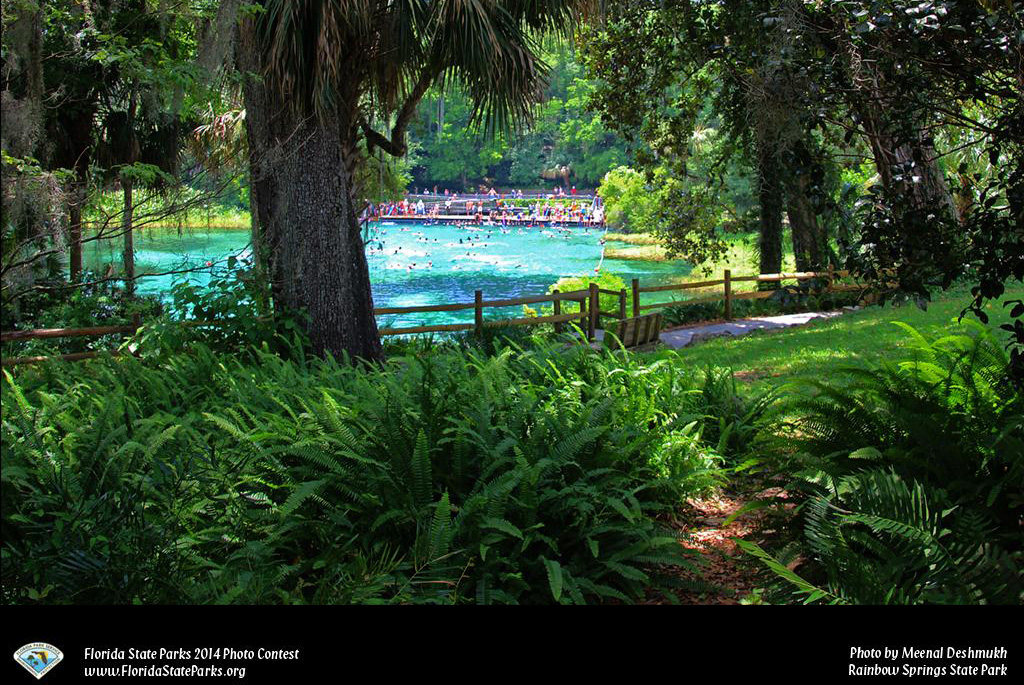 Rainbow Springs in Dunnellon