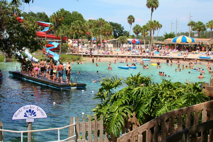 Buccaneer Bay at Weeki Wachee